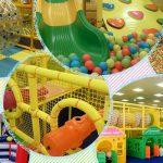 雨の日でも子供と遊べる室内遊園地「Kid's US.LAND」ラック相模大野店 レポート
