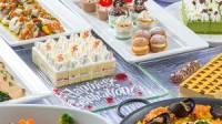 【TDL】35周年|クリスタルパレス・レストラン「スペシャルメニュー」のデザートをご紹介