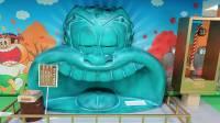 【ネタバレ】ガリガリ君の工場見学でアイスのあたり体験とガリガリ君大仏のおみくじ「シークレット」をご紹介
