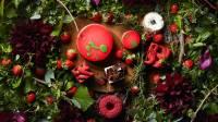 2019.1.5(土)~ ハイアット リージェンシー 大阪|ストロベリー スイーツ ブッフェ「Grove of berry」開催