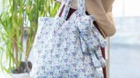 レジ袋有料化対策に!簡単収納 可愛いクマのエコバッグ(マイバッグ)をご紹介!